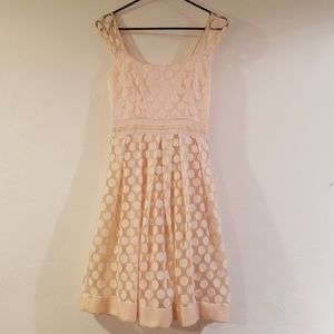 Pretty vintage pink Alannah Hill pinup dress